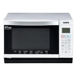 ★杰米家電☆『SAMPO聲寶』 RE-B428PDM 天廚28公升平台式烘燒烤變頻微波爐