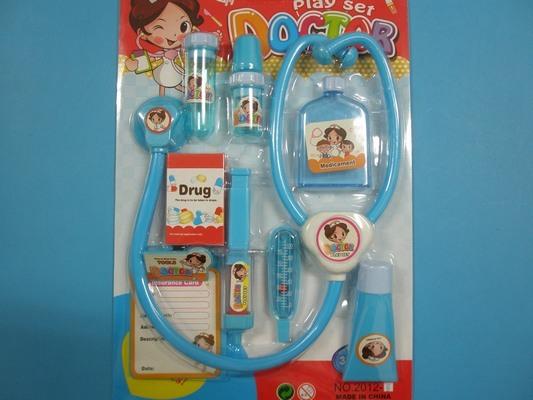 俏護士醫生遊戲玩具組 2012A 護士醫生組/一組入{促120}~生