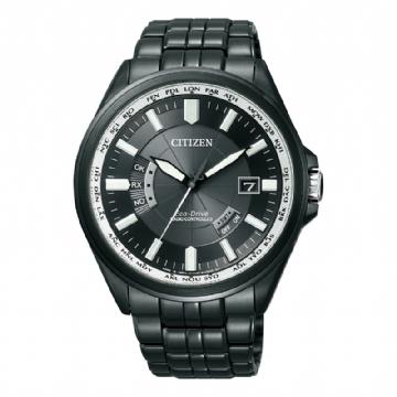 CITIZEN 電波時計光動能錶/CB0014-52E