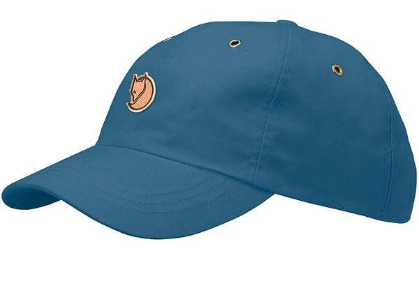 Fjallraven 瑞典北極狐 復古鴨舌帽/棒球帽/軍裝遮陽帽 Helags G1000 77357 539 湖水藍 台北山水