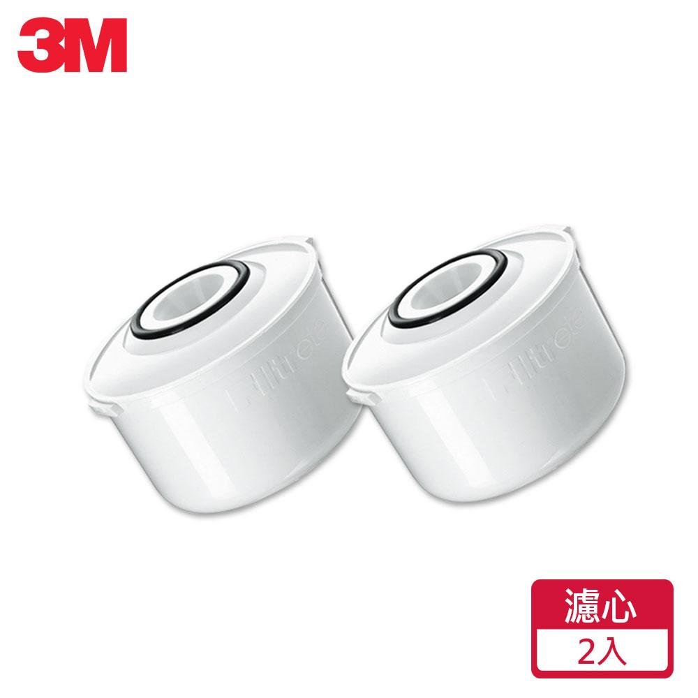 【3M】即淨長效濾水壺專用濾心(二入組)