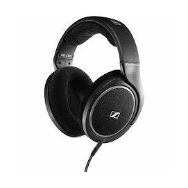 志達電子 HD558 德國聲海 SENNHEISER HD 558 頭戴全罩式高傳真立體耳機 宙宣公司貨