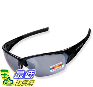 [COSCO代購 如果沒搶到鄭重道歉] Dunlop S085 TR90 運動太陽眼鏡 晶曜黑 _W99173