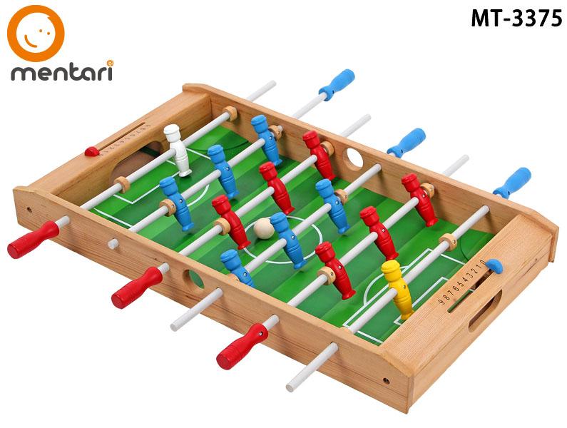 攜帶型木製手足球台 | Mentari 男孩系列