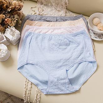 SHIANEY席艾妮 - 編號-926 女性蕾絲中大尺碼內褲 媽媽褲 (台灣製)