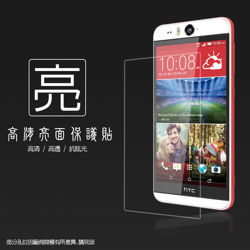 亮面螢幕保護貼 HTC Desire EYE M910X 保護貼
