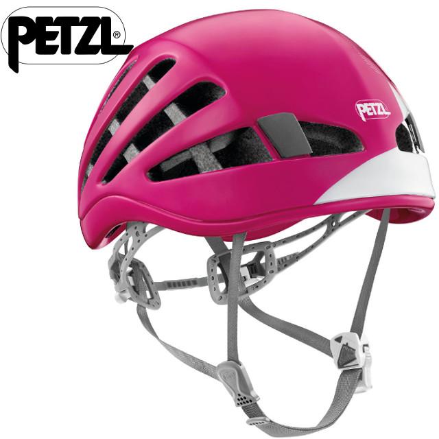 Petzl  Meteor 超輕量多功能安全頭盔 岩盔 安全帽 A71BF2 桃紅