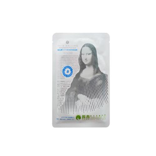 長杏 蒙娜麗莎 MPM強效保濕蠶絲面膜 27ml (1pcs)