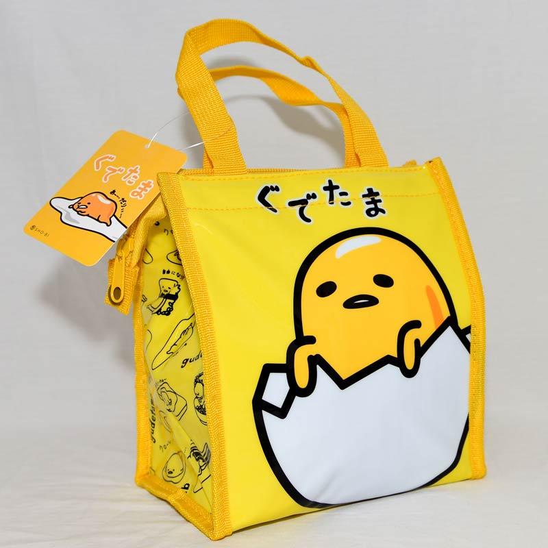 蛋黃哥 防水保冰保冷保溫手提袋 餐袋 日本限定正版品