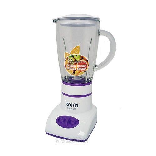 《省您錢購物網》福利品~歌林Kolin玻璃450c.c迷你果汁機(JE-MN452G)