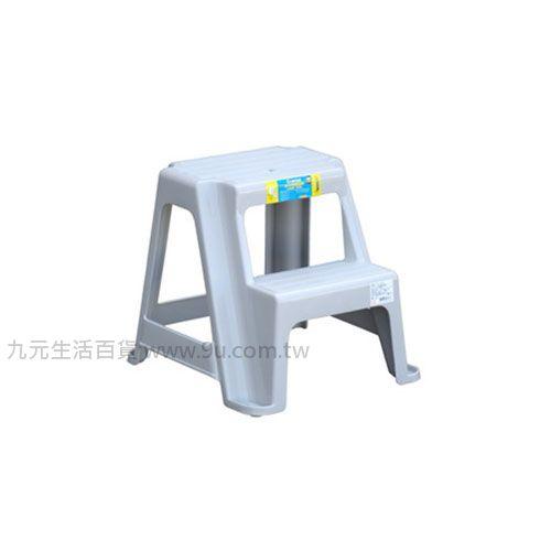【九元生活百貨】聯府 RC-678 中登高梯椅 塑膠椅 階梯 RC678