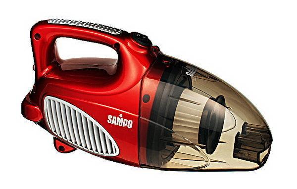 ◤A級福利品‧數量有限◢ SAMPO 聲寶手持式吸塵器 (EC-HB12S)