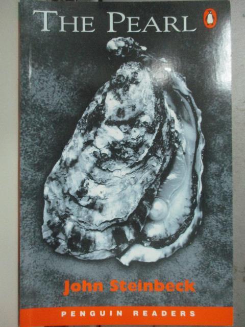 【書寶二手書T1/原文小說_JPT】Penguin 3 (Pre-int): The Pearl_John Steinbeck