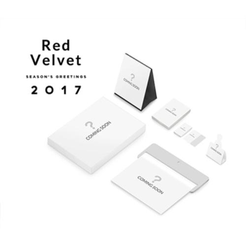 [PRE-ORDER] Red Velvet - 2017 SEASON'S GREETING【包包阿者西】