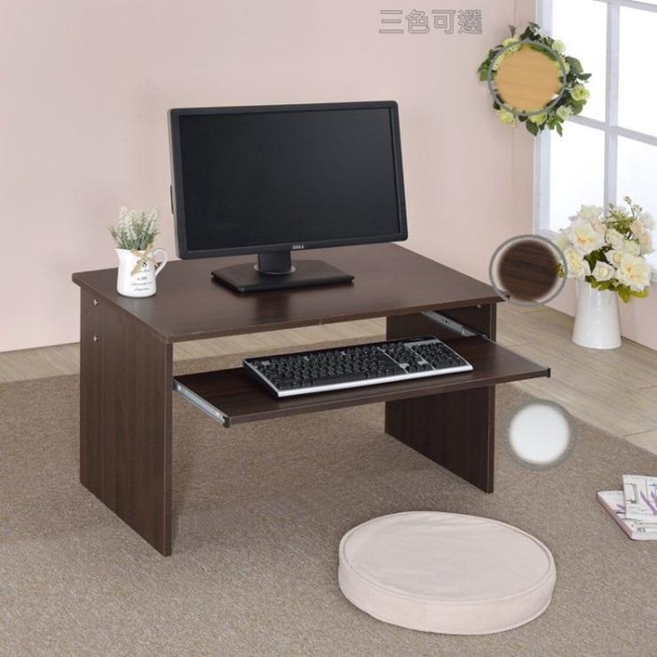 生活大發現-- DIY家具台灣製 小空間和室電腦桌3色 新品特價