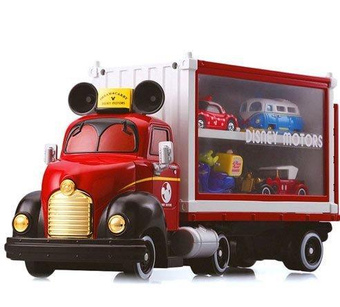 【UNIPRO】米奇貨櫃車 Dream Carry 多美小汽車 夢幻大車 玩具車 模型車 TOMICA