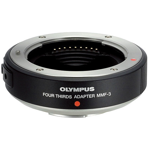【普羅相機】OLYMPUS MMF-3 4/3 系統轉接環