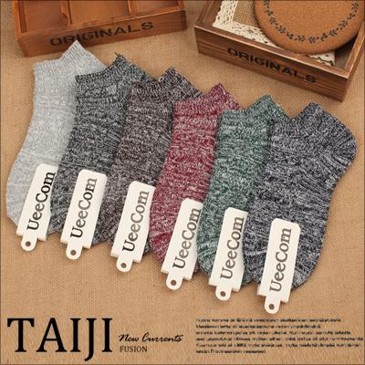 透氣棉襪【NXCX001】日韓風格‧民族風不規則毛線設計透氣棉襪‧六色‧