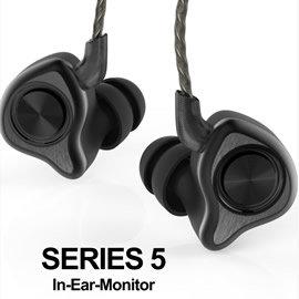 志達電子 SERIES5S TFZ SERIES 5S 雙動圈 入耳監聽 耳道式耳機 E10 VSD3S ATH-IM50 可參考