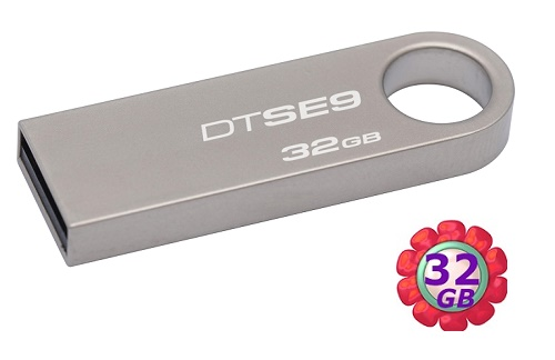 Kingston 32GB 32G 金士頓【DTSE9H】DTSE9H/32GB Data Traveler SE9 USB 2.0 原廠保固 隨身碟