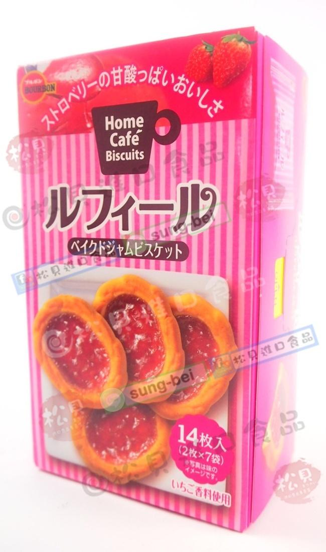 北日本草莓醬烤餅114g【4901360316991】