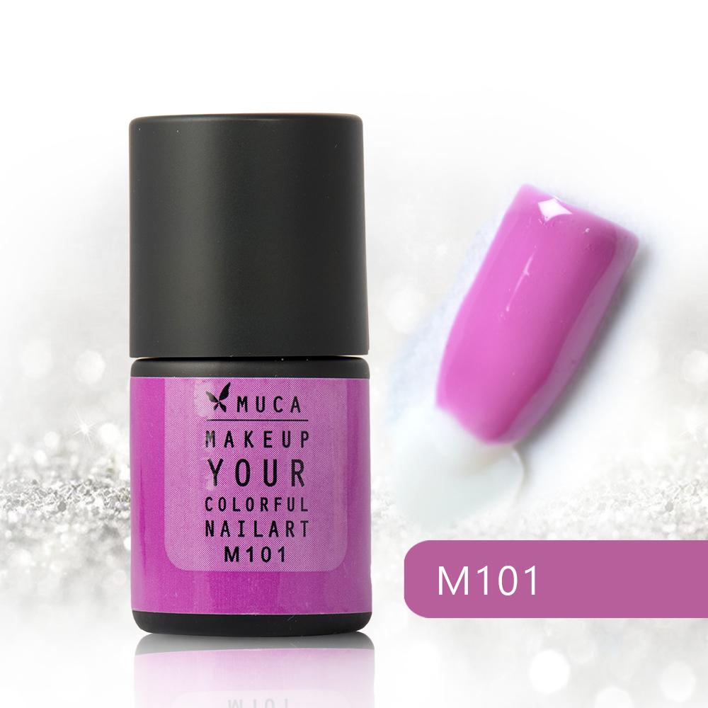 M101-倩女誘惑-沐卡光撩凝膠指甲油(ICI019)