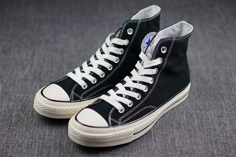 converse All star 1970 first string 黑色 高筒