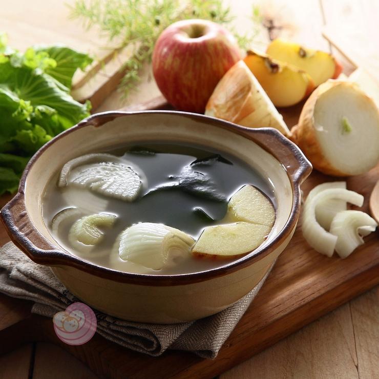 3-2蔬果豬骨高湯 營養師 捷捷寶寶粥 嬰幼兒 副食品