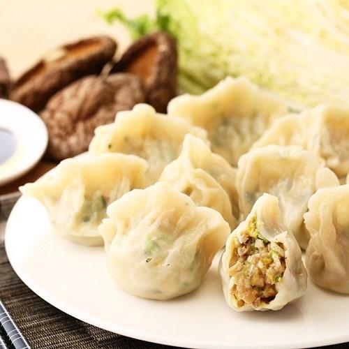 特製家常大白菜餃 24粒/包 - 天達食品