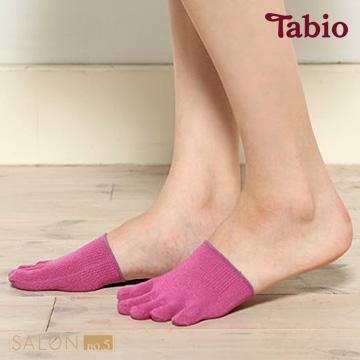 靴下屋Tabio 打底半截五趾襪