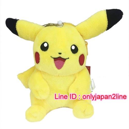 【真愛日本】16101500002伸縮票卡零錢包-皮卡丘     神奇寶貝 Pokemon  票卡夾  零錢包