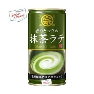 有樂町進口食品 日本進口 UCC香醇抹茶拿鐵 185g 4901201220074