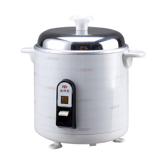 ◤內鍋、蒸盤、鍋蓋不鏽鋼◢ 尚朋堂 3人份單身貴族電鍋 SSC-007