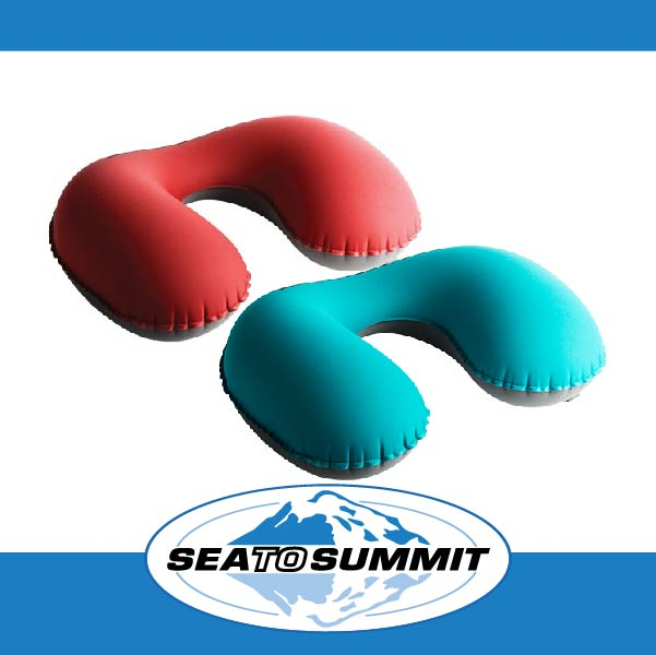 萬特戶外運動 Sea to summit  STSAPILYHA 20D充氣頸枕 吹氣方便 好收納 不易漏氣