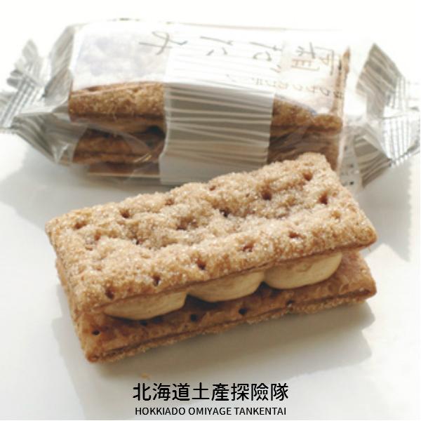 「日本直送美食」[六花亭] 卡布奇諾糖霜千層派 (5枚) ~ 北海道土產探險隊~