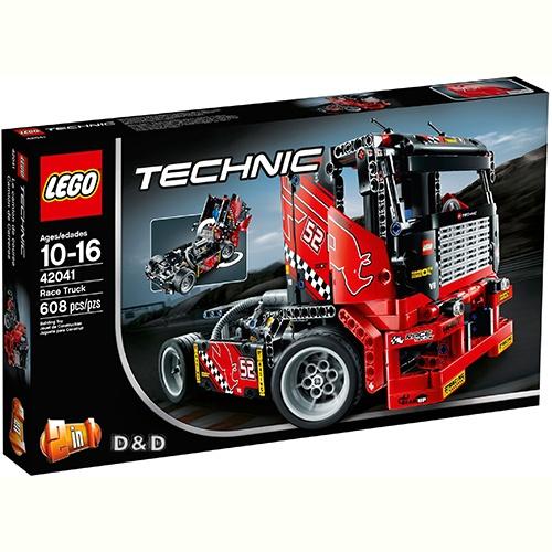 樂高積木 LEGO《 LT42041 》創意大師 Technic 系列 - 賽道卡車