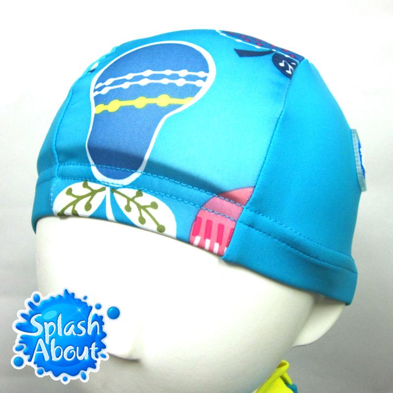 《Splash About 潑寶》UV Swim Hat 抗UV泳帽
