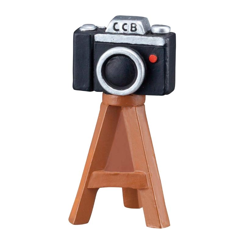 Decole日本擺設玩偶 / 公仔 / 道具 / 配件 - Concombre 三腳相機 ( ZSV-87922 )