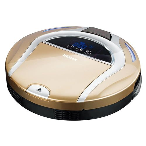 禾聯 HERAN 雙核心智能掃地機器人 HVR-101E3  ◆雙MCU微控處理器/TAC智能處理系統