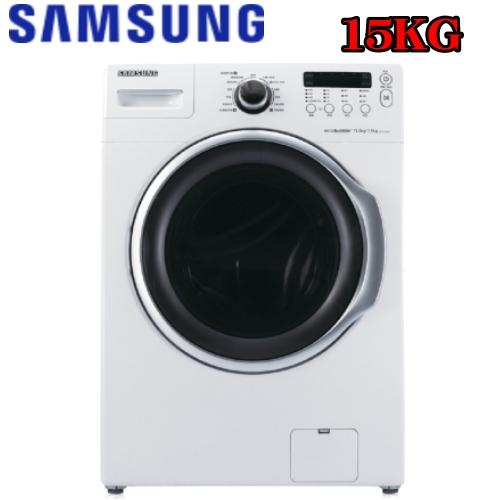 SAMSUNG三星【WD1152XMS】15KG變頻洗脫烘滾筒洗衣機【小蔡電器】