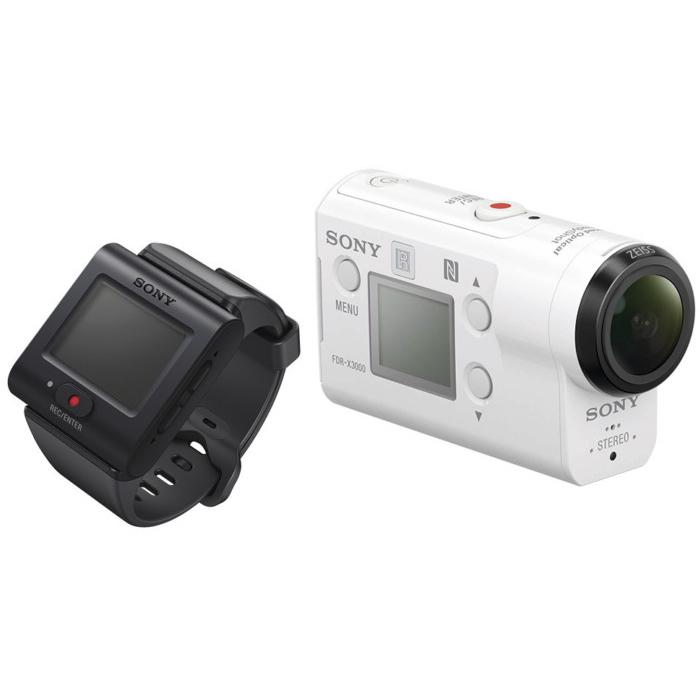 SONY FDR-X3000R 4K超高畫質 運動攝影機 (公司貨) 全配組