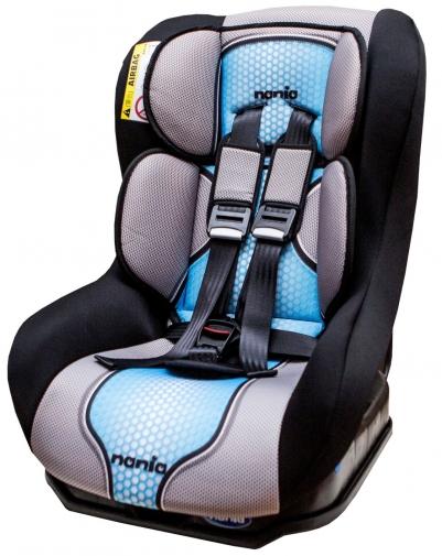 ★衛立兒生活館★NANIA 納尼亞 0-4歲安全汽座-藍色(安全座椅)FB00292