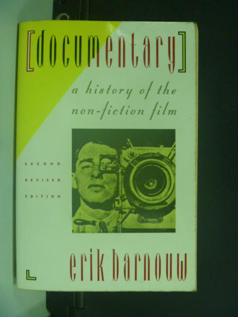 【書寶二手書T2/影視_HHV】Documentary: A History of the Non