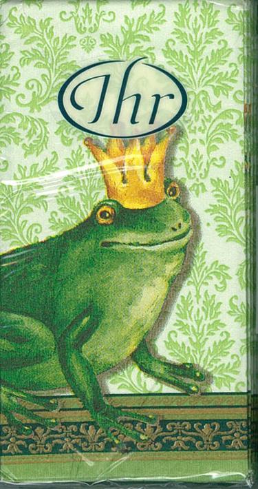 青蛙王子- 德國 IHR 紙手帕