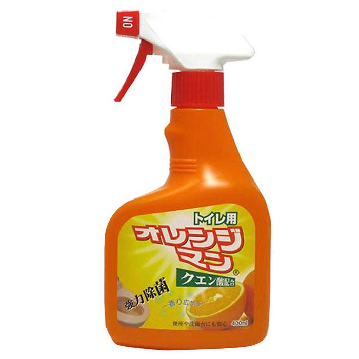 【友和】柑橘浴廁清潔劑 400ml