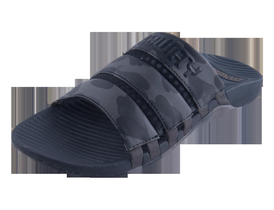 【買鞋送襪】男鞋 ZABWAY - LINE WALKER 迷彩鞋 拖鞋 鞋款 時尚 潮流 軍風 沙灘拖 海灘鞋