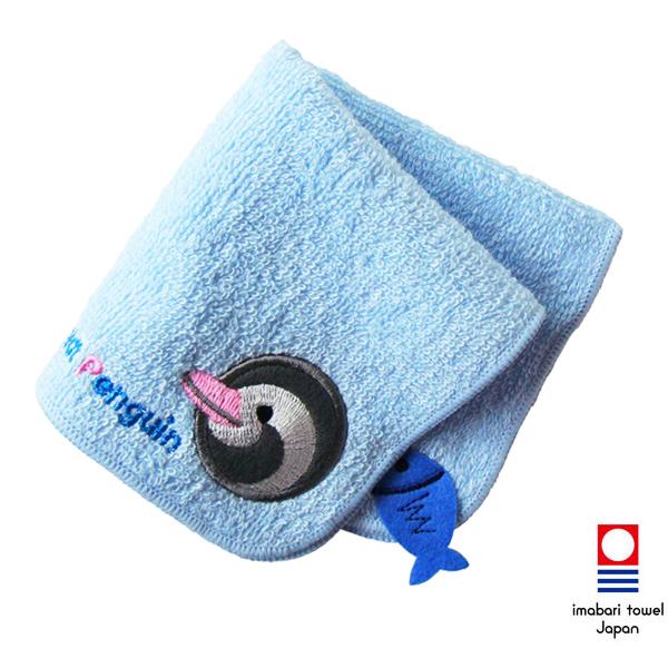 日本今治毛巾(imabari towel) -  四國動物園Tobezoo -  Humboldt企鵝日本方巾《日本設計製造》《全館免運費》