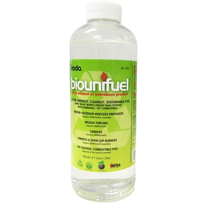Cycloflame 專用安全燃料/火舞燈專用燃料 Biounifuel BF-700 單瓶裝