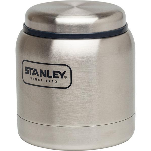 ├登山樂┤ 美國 Stanley 冒險系列保溫食物杯 0.3L - 不鏽鋼原色 #10-01594-SB