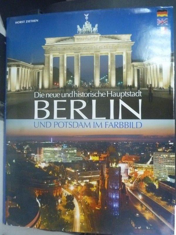 【書寶二手書T8/旅遊_ZDC】Berlin: 2000_HORST ZIETHEN